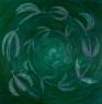 Ke světlu / 2005 olej 145 x 145 cm - prodejné