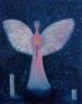 Křídla / 2005 olej 40 x 50 cm