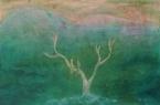 Na kus řeči / 2006 olej 40 x 60 cm - prodáno