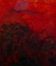 Přelet / 2006 olej 60 x 70 cm - prodejné