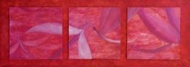 Rej / 2006 olej 52 x 145 cm - prodejné