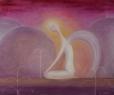 Prameny / 2008 olej 40 x 60 cm - prodáno