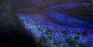 Světlonoš / 2007 olej 80 x 160 cm - prodejné