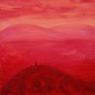 Poutníci I / 2008 olej 50 x 50 cm - prodáno