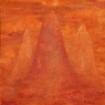 Na vrchol / 2008 olej 40 x 40 cm - prodáno