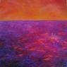 Plavci / 2013 olej 70 x 70 cm prodejné
