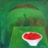 Můžu / 2007 olej 70 x 70 cm - prodejné