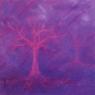 Zahrada / 2011 olej 33 x 33 cm - prodáno