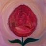 Zrozeni IV / 2005 olej 70 x 70 cm - prodáno
