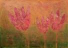 Ráno / 2008 olej 75 x 90 cm - prodejné