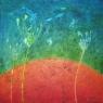 Tri Allia / 2008 olej 50 x 50 cm - prodáno