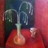 Sklenice / 2010 olej 70 x 70 cm  - prodejné