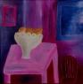 Miska s ovocem / 2005 olej 50 x 60